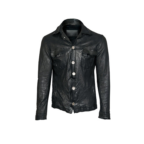 SSD-962 Soft leather jacket