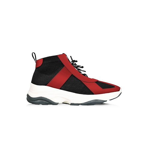 SSD-SGSR mesh sneakers
