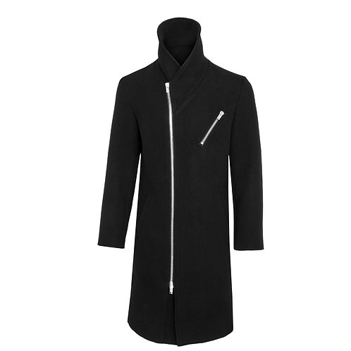 SSD-670 Long Collar Jacket