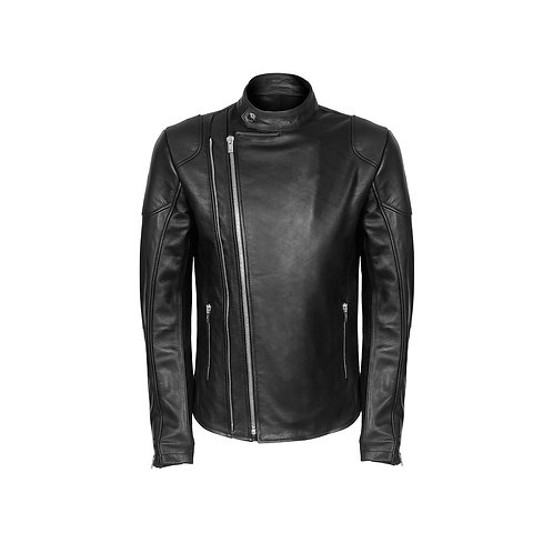 SSD-416 Basic Leather Jacket