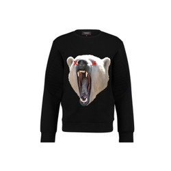 SUSUDIO SSD-769 ROARING BEAR SWEATER