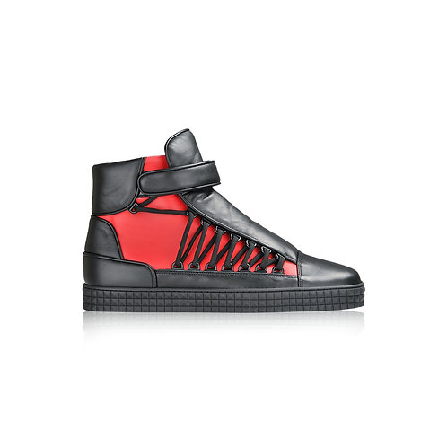 SSD-HLSR High top lace sneakers