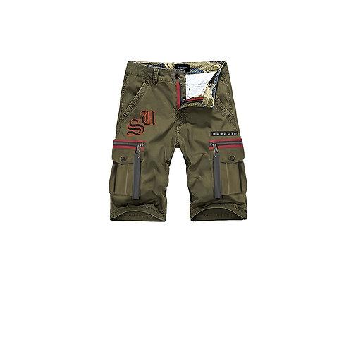 SSD-913 Army bermuda pants