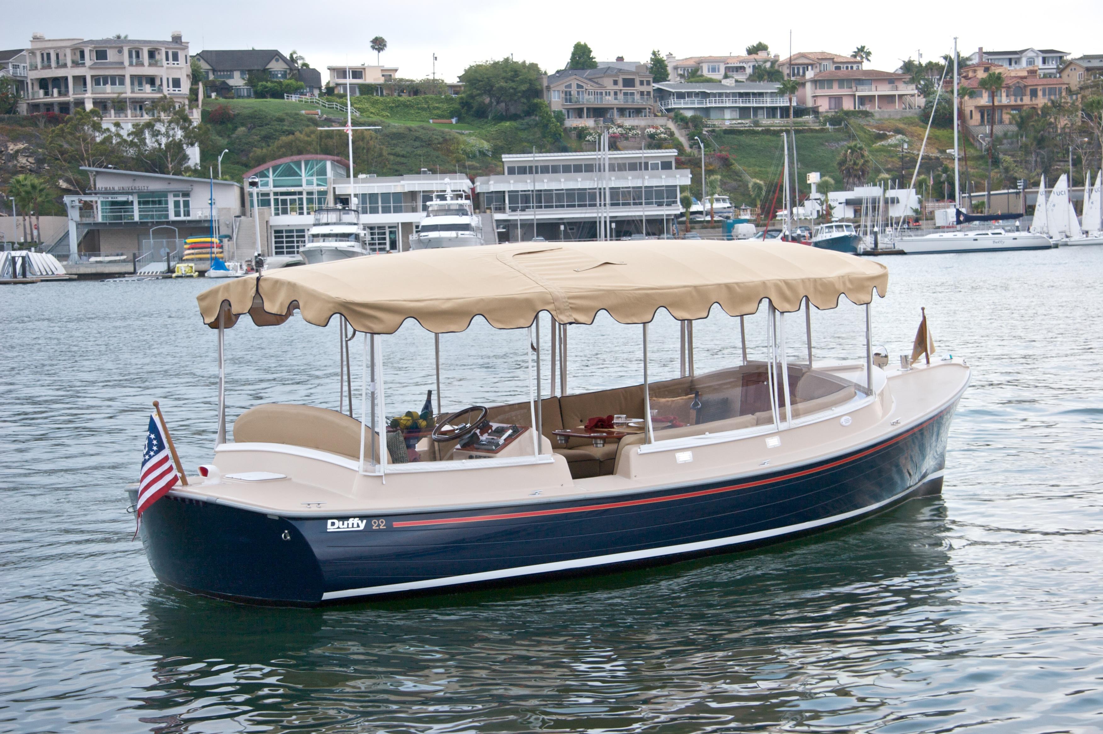 Duffy® Boat