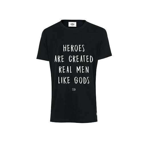 SSD-818 Heroes Tee
