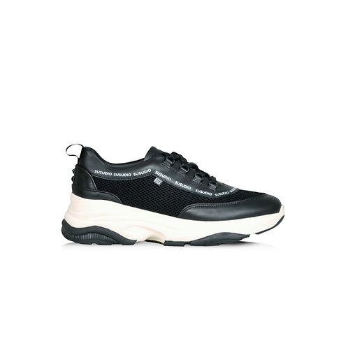 SSD-SBSR High sole low top mesh sneakers