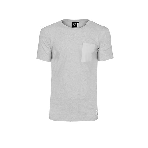 SSD-615 Leather Pocket Tee
