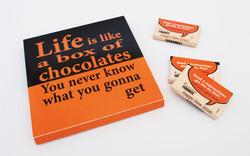 מארז שישה שוקולדים