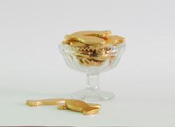 דגי זהב משוקולד