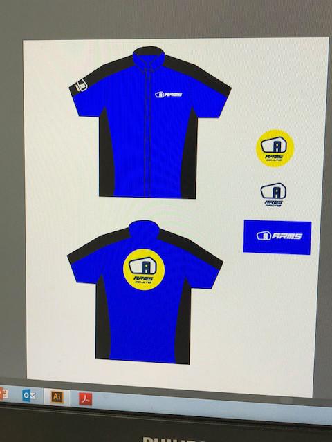 ワークシャツデザイン案