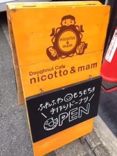nicotto&mam看板