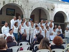 יום זמר עברי בפסטיבל אבו גוש 2019