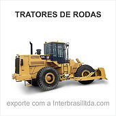 Exports of machinery and tractors
