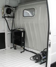 Energia Eletrica em seu Veículo de serviço é com a DYNASET BRASIL.