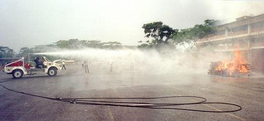 Bombas de Alta pressão para Incêndios Dynaset - Interbrasil