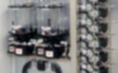Sistema de lubrificação automatica para correntes industriais. Lubrificação de correntes industriais. Lubrifica correntes. Reduçã de custos de produção.