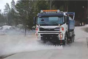 Bombas hidráulicas para agua de alta pressão para caminhões Dynaset - Interbrasil