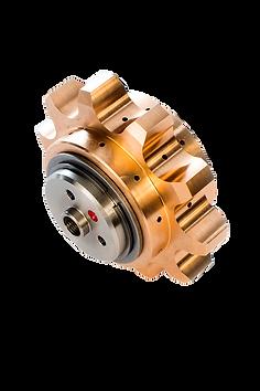 Os sistemas Rotalube de lubrificação para correntes industriais são eficientes e duráveis. Possuem uma tecnologia que evita o desperdício de lubrificantes.