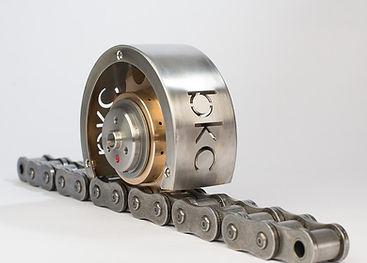 Rotalube Brasil. Sistema de lubrificação de corrente industrial. O melhor e único sistema eficiente do mundo para lubrificar correntes. As maiores empresas do mundo tem Rotalube.
