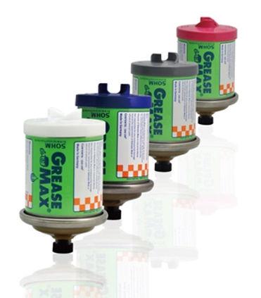 Grease Max com 4 níveis de lubrificação. Lubrificação garantida e segura sem nenhum tipo de sistema eletrônico ou mecânico para causar dúvidas na lubrificação. Grease Max no Brasil é a Interbrasil que distribui.