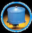 FILTAKLEEN o filtro que elimina 100% da água e filtra até 1 micra de partiículas contaminantes.