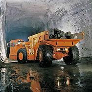 Peças de Desgate originais para máquinas de mineração.