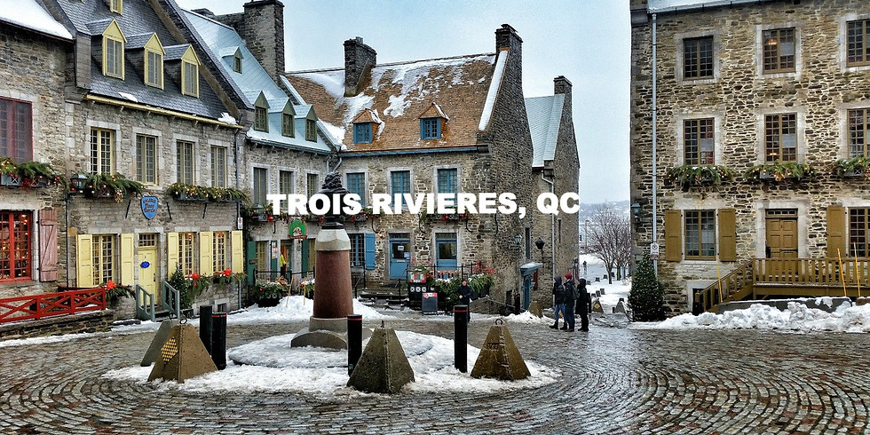 PPP TRAINING AND CERTIFICATION -TROIS RIVIERES, QC (OCT 15-16)