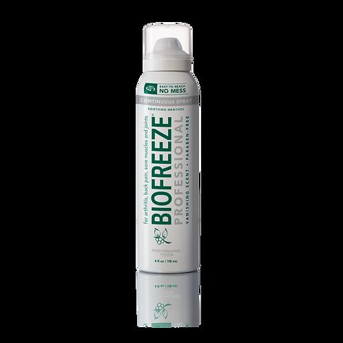4 oz., 360° Spray, Biofreeze Professional