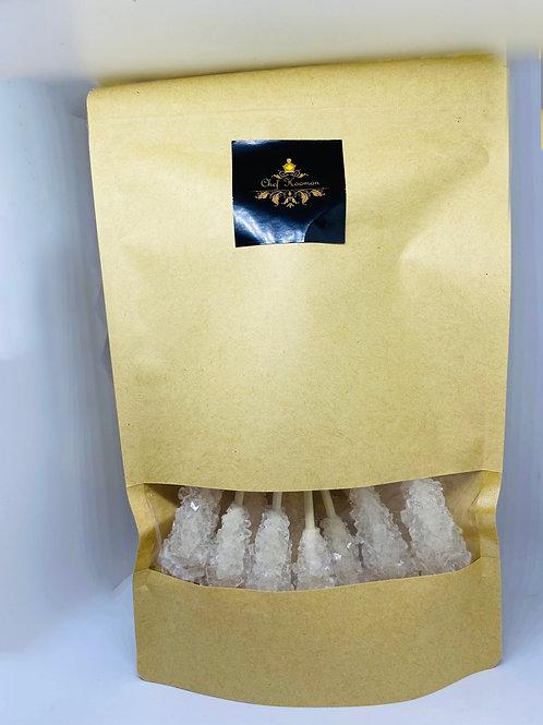 Nabat (Zucchero Cristallizzato allo Zafferano)