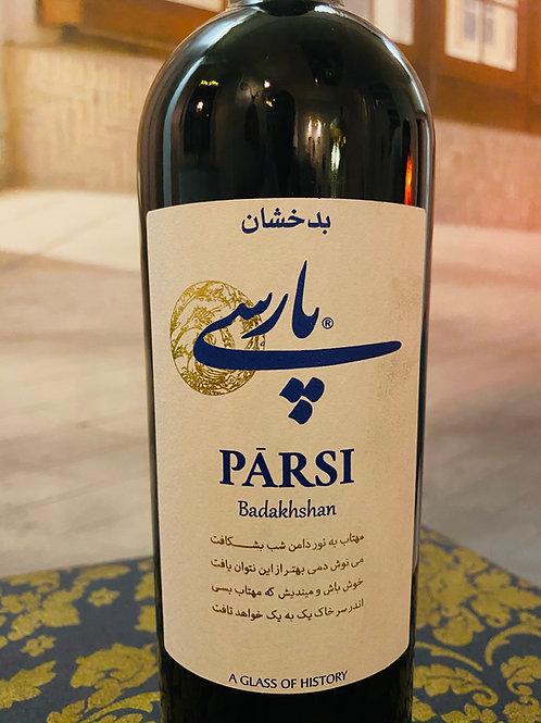 Vino Rosso Persiano Badakhshan