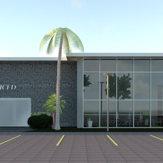 Main Building - Entrance