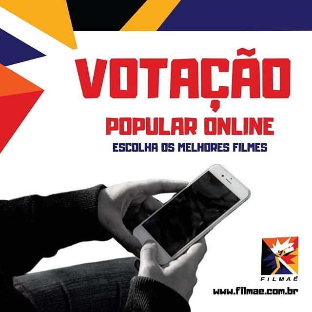 votação popular online filmaê
