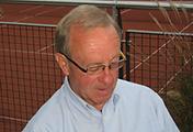 Andre Troisier président du tennis de Theux
