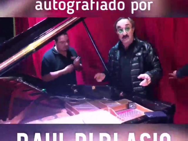 Raul Di Blasio en Chile