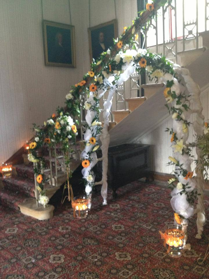 Wedding at Ardour House
