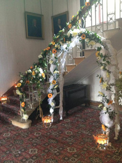 Wedding at Ardour House