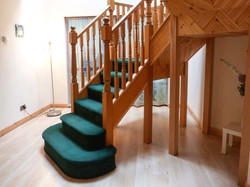 Hall and Stairways