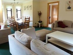 Sitting Room & Dining Area
