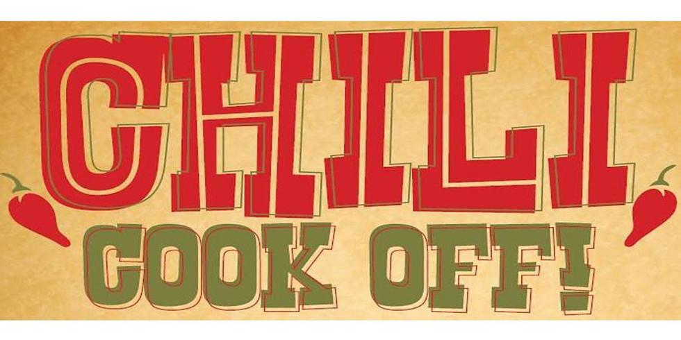 4th Annual Chili Cook-Off