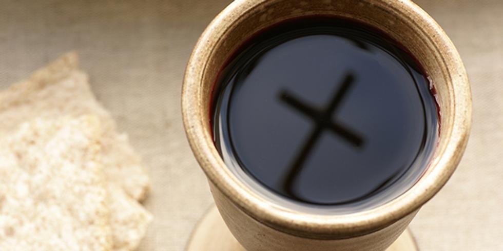 Agape Feast & Communion Service