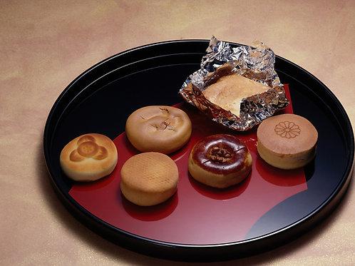 焼菓子(1個)¥260