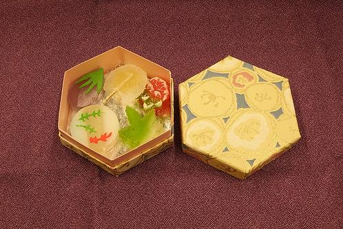 干菓子詰合せ ¥910~
