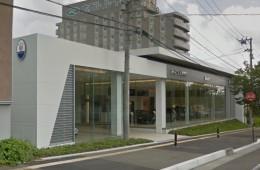 マセラティ仙台新築工事