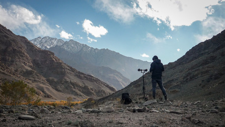 soundscape-recording (leh ladakh, india)