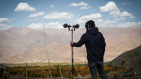 soundscape-recording (leh ladakh, india)