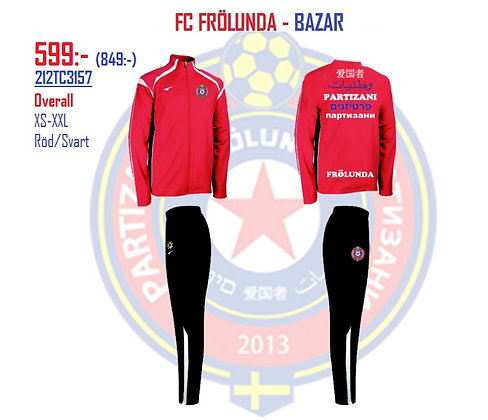 FC Frölunda Overall