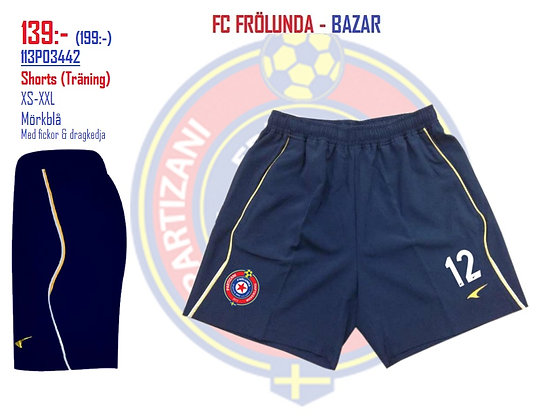 FC Frölunda träningsshorts
