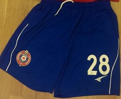 FC Frölunda Matchshorts Cuba