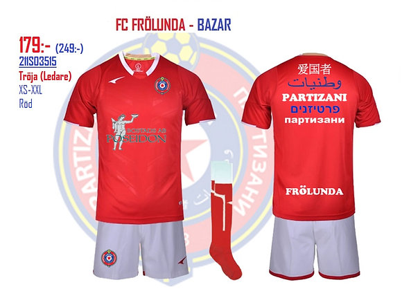 FC Frölunda Tröja (Ledare)
