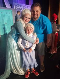 Frozen Jr 2019